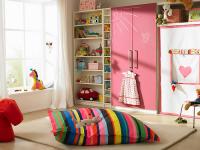 Дизайн детской комнаты (фото)