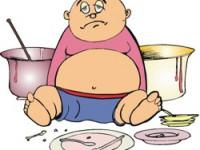 Лишний вес у ребенка, причины лишнего веса