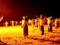 Праздник летнего Солнцестояния в Окунево (Омская область)