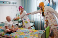 Больничная клоунада