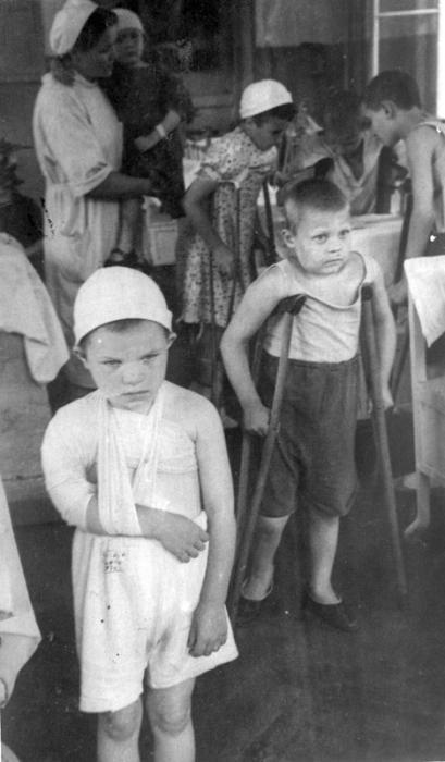 Дети войны 1941 1945