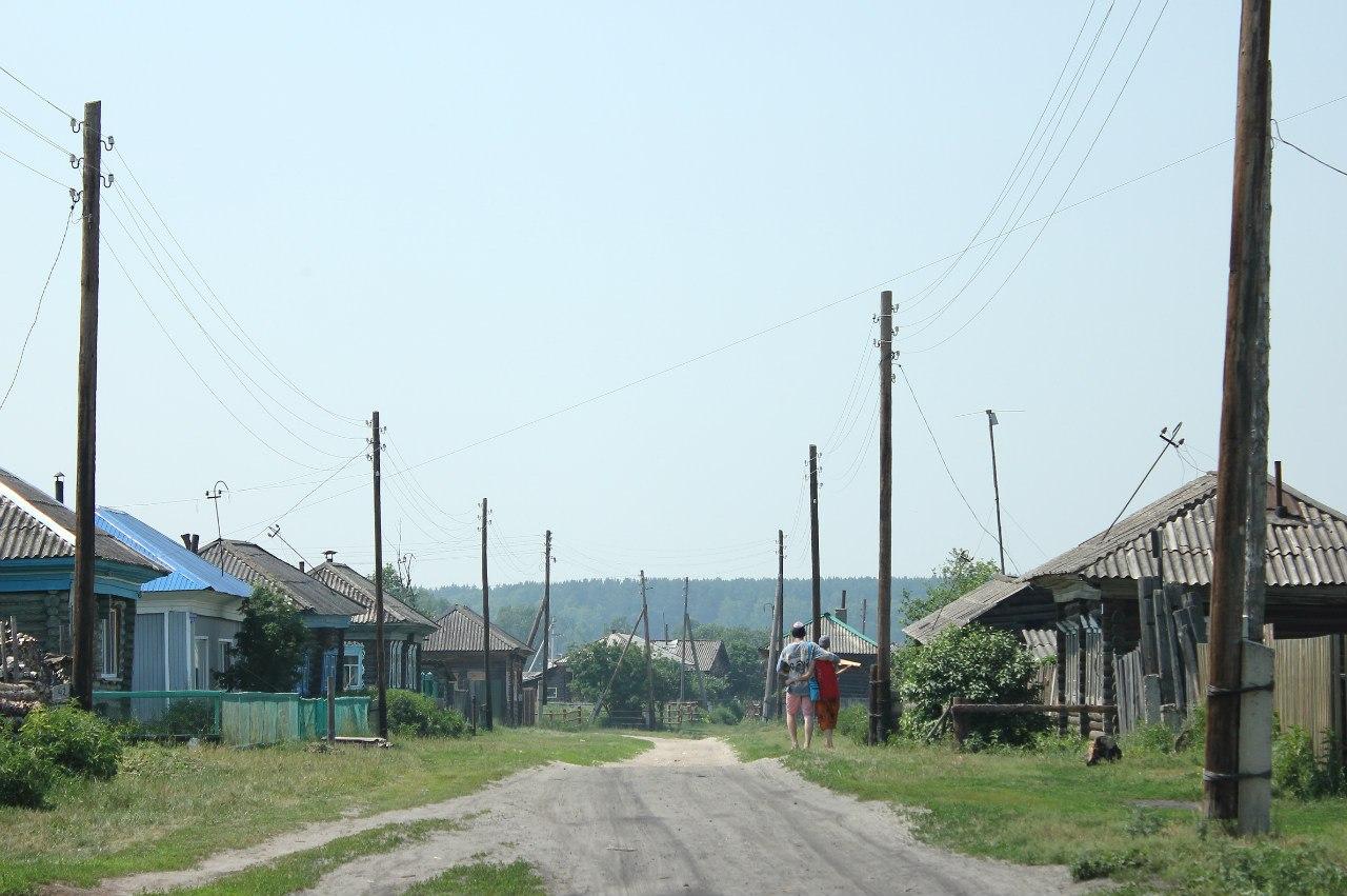 омская область окунево на карте