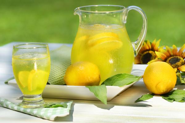 лимонад из лимона и льда в домашних условиях рецепт