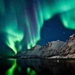 Северное сияние (фото)