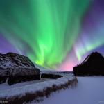 Северное сияние (полярное сияние)