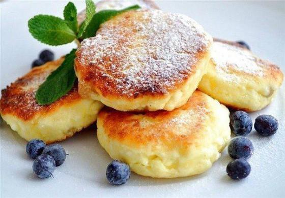 сырники из творога. рецепт