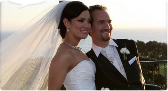 Ник Вуйчич с невестой