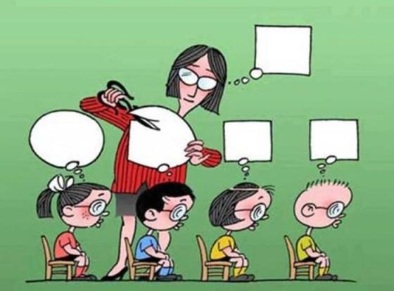 Как школа калечит детей