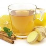 Суперполезный рецепт: имбирный чай!