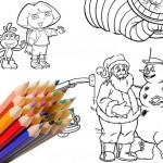 Мультик о том, как научить ребенка рисовать
