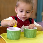 Система Монтессори для детей 2-3 лет