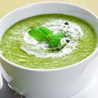 Рецепт легкого летнего супа гаспачо с огурцами
